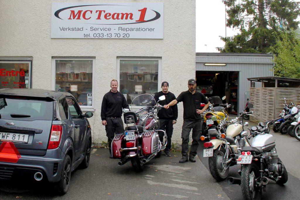 MC Team 1